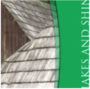 Shakes and shingles inspected during home inspections in Raleigh and Greensboro.